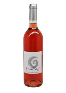 """Il fait """" très""""soif 2015 rosé"""