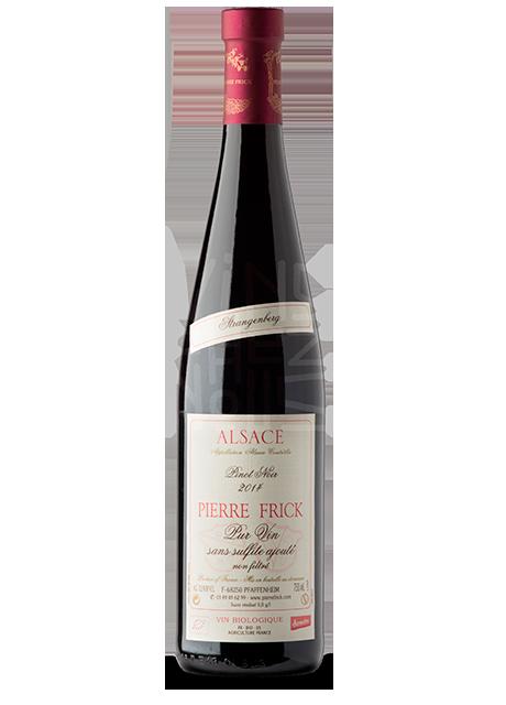 pierre frick Pinot Noir strangerberg
