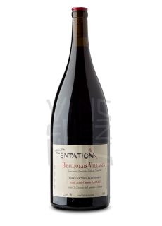 jean claude lapalu Beaujolais Villages Tentation magnum