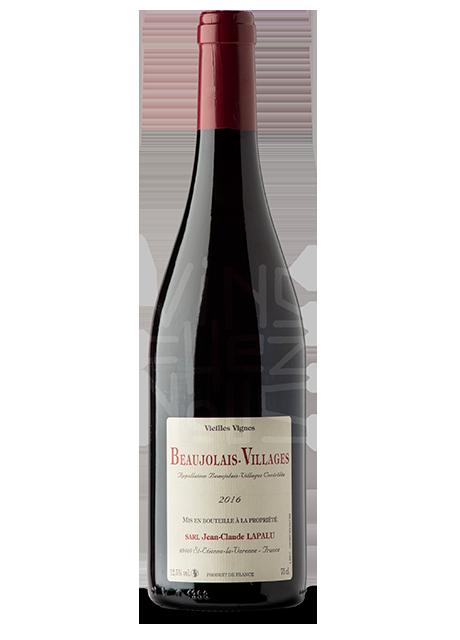 Jean Claude Lapalu Beaujolais Villages Vieilles Vignes