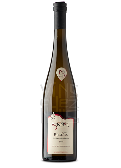 Domaine Christian Binner Riesling Champ des Alouettes