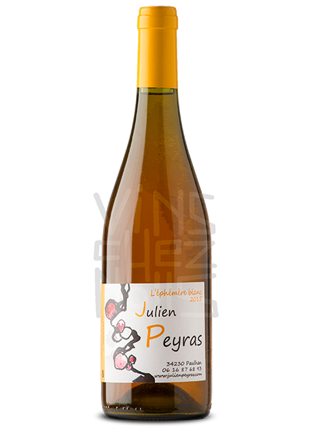 Julien Peyras L'Ephemère