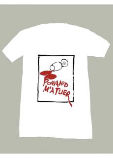 "Tshirt ""Pommard M'a Tuer"""