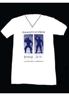 """Tshirt """"Épaulé Jeté"""""""