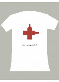 "Tshirt ""Croix au Rouge"""