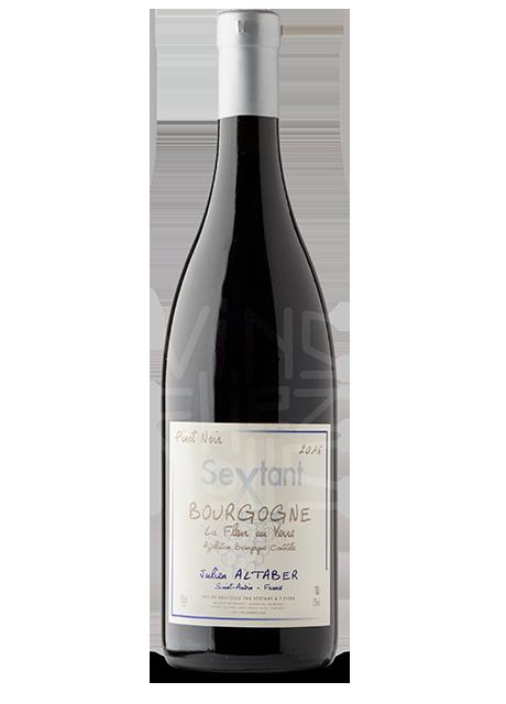 Sextant Bourgogne Rouge La Fleur au Verre