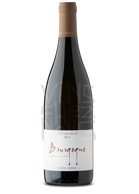 Sarnin Berrux Bourgogne Blanc