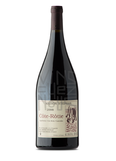 "jean michel stephan Côte Rôtie ""Tradition"" magnum"