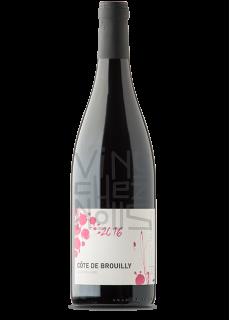 alex foillard Côte de Brouilly