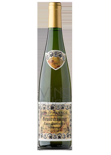 Bruno Schueller Gewurztraminer Cuvée Particulière