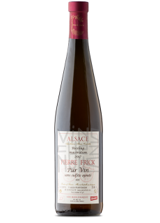 Pierre frick riesling Macération