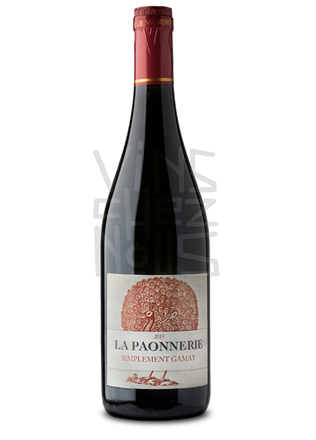 La Paonnerie Simplement Gamay