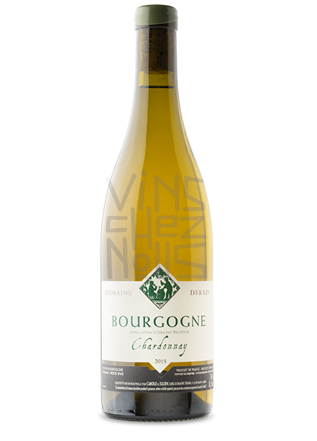 Dominique Derain Bourgogne Blanc