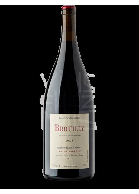 Jean Claude Lapalu Brouilly Vieilles Vignes Magnum