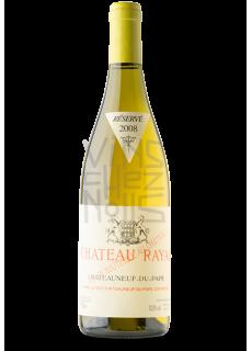 Château Rayas - Rayas Blanc 2008
