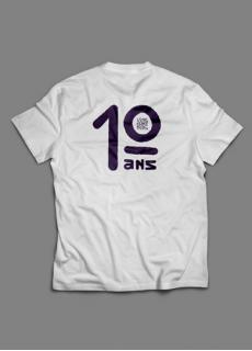 Tshirt 10 Ans Blanc Homme