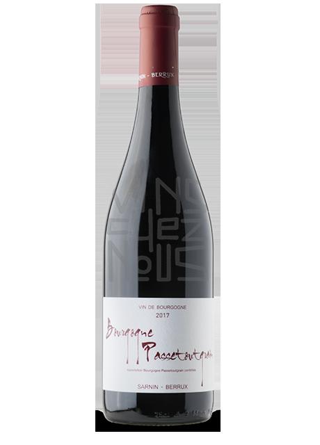 Bourgogne Passetoutgrain sarnin berrux