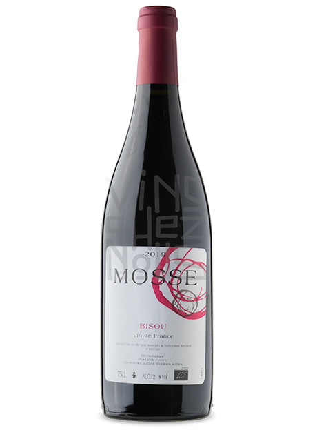 domaine mosse bisou