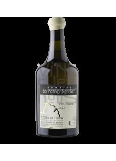 marnes blanches vin jaune