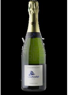 Brut Tradition champagne de sousa