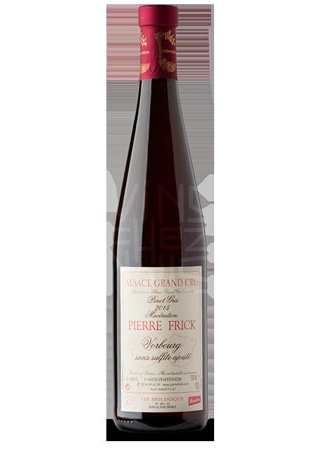 Pinot Gris de Macération Vorbourg